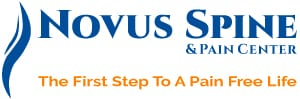 Novus Spine & Pain Center Logo